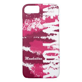 Manhattan - New York iPhone 8/7 Case