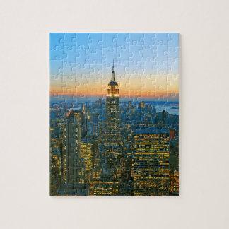 Manhattan New York Puzzles