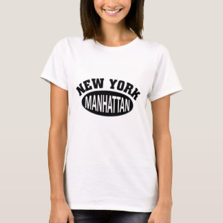 Manhattan, New York T-Shirt