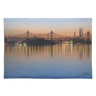 Manhattan Over the East River. Placemat