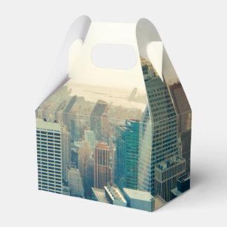 Manhattan Photo Favour Box
