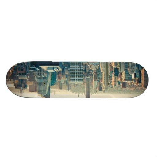 Manhattan Photo Custom Skateboard