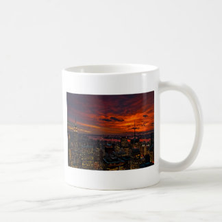 Manhattan Sky Coffee Mug