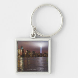Manhattan Skyline 2 Key Ring