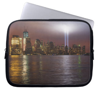 Manhattan Skyline 2 Laptop Sleeve