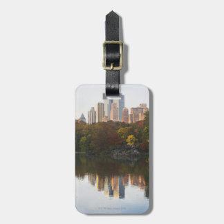 Manhattan Skyline 2 Luggage Tag