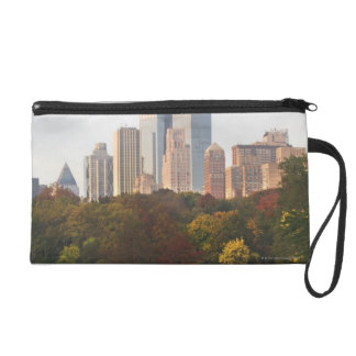 Manhattan Skyline 2 Wristlet Purses