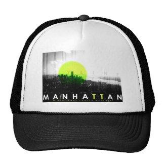 Manhattan Skyline Cap
