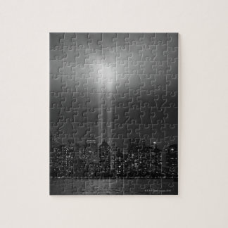 Manhattan Skyline Jigsaw Puzzle