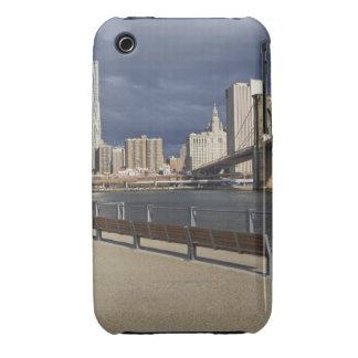 Manhattan skyline, New York City Case-Mate iPhone 3 Cases