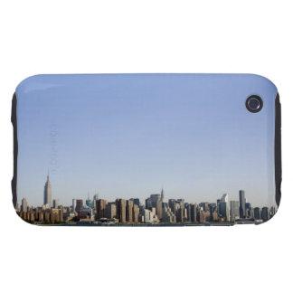 Manhattan Skyline, New York City, NY, USA iPhone 3 Tough Case