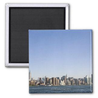 Manhattan Skyline New York City NY USA Magnet
