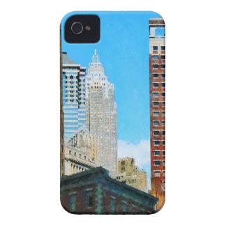 Manhattan Skyscrapers Case-Mate iPhone 4 Cases