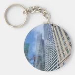 Manhattan Skyscrapers Key Chains
