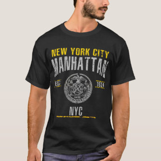 Manhattan, T-Shirt