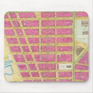 Manhatten, New York 11 Mouse Mat