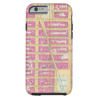 Manhatten, New York 12 Tough iPhone 6 Case