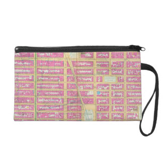 Manhatten, New York 12 Wristlet