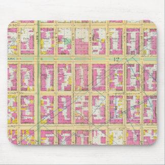 Manhatten, New York 17 Mouse Mat