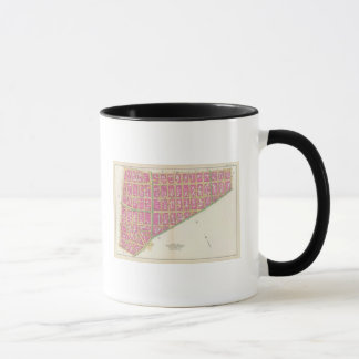 Manhatten, New York 20 Mug