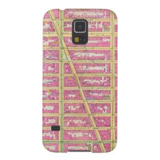 Manhatten, New York 7 Galaxy S5 Case