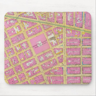 Manhatten, New York 9 Mouse Pad