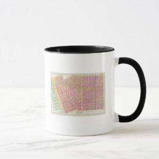 Manhatten, New York 9 Mug
