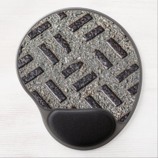 Manhole Cover Gel Mouse Pad