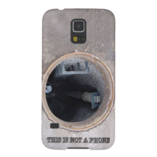 Manhole This is not a Phone Samsung Galaxy S5 Galaxy S5 Cover
