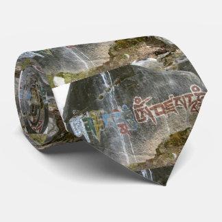Mani stone - Om Mani Padme Hum Mantra Tie