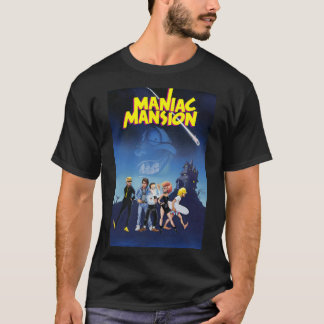 Maniac Mansion T-Shirt