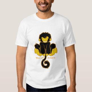 Manic Mongo Monkey 4 T-Shirt