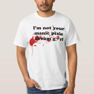 Manic Pixie Dream Girl Tee Shirt