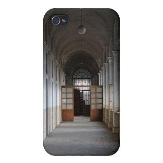 Manicomio Corridor iPhone 4 Case