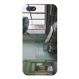 Manicomio Krankenzimmer 2 iPhone 5 Case