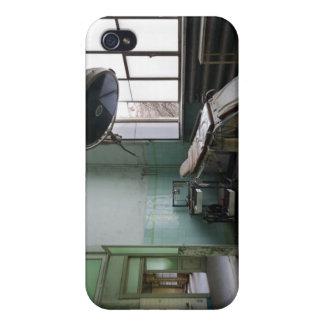 Manicomio Krankenzimmer 2 iPhone 4/4S Case