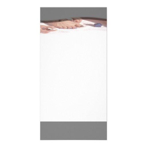 Manicure Photo Card