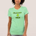 Manicurist Chick T Shirt