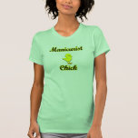 Manicurist Chick Tank Top