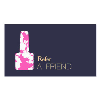248 refer a friend business cards and refer a friend for Refer a friend business cards