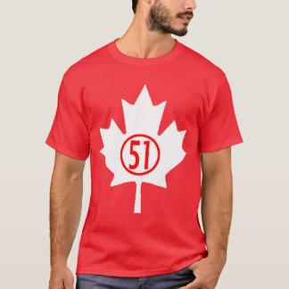 Manifest Destiny Red T-Shirt