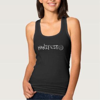 Manifest Power Glyph Tank
