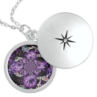Manifestation of Energy Round Locket Necklace