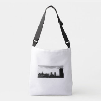 Manila City Sky Line Crossbody Bag