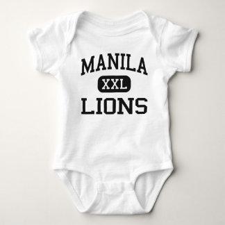 Manila - Lions - High School - Manila Arkansas T-shirts