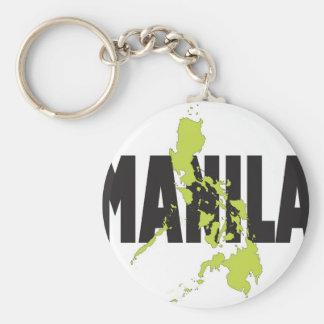 Manila, Philippines Key Ring