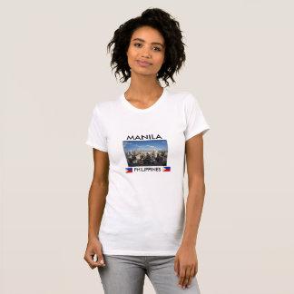 Manila Philippines Scenic Shirt