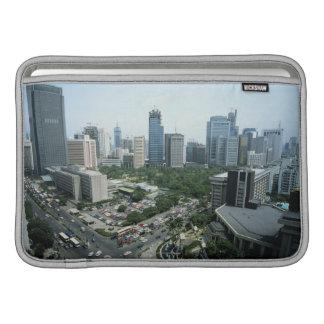 Manila Skyline Sleeve For MacBook Air