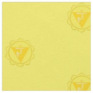 manipura or solar plexus chakra Fabric