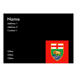 MANITOBA BUSINESS CARDS